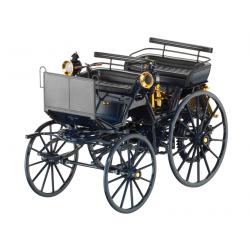 Calèche à moteur Daimler