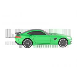 Clé USB Mercedes-AMG GT R