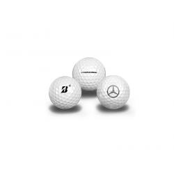 Jeu de 3 balles de golf